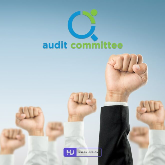 Audit Committee - Abstract Design - Corporate Logo Design - Graphic Design Service in Hyderabad - Logo Design Service in Hyderabad