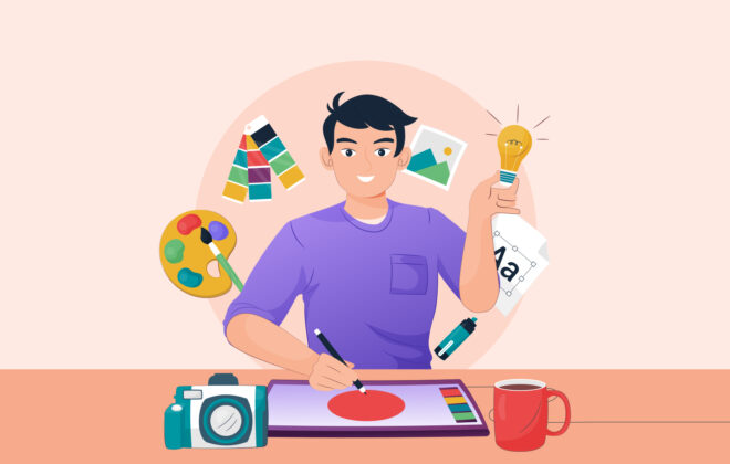 The importance of graphic design for your business Graphic Design Service in Hyderabad India 1